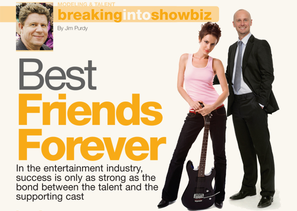 Showbiz: Best Friends Forever