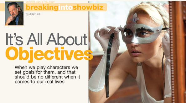 Showbiz - It's all about Objectives
