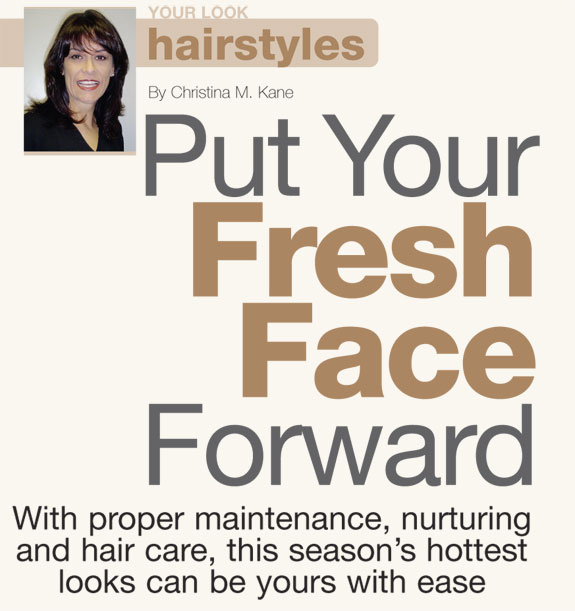Put Your Fresh Face Forward