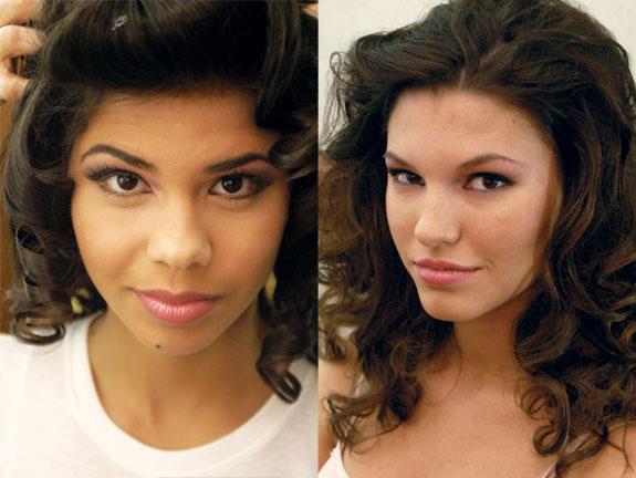 step by step hairstyles. Step 5