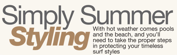 Summer Styling Hairstyles