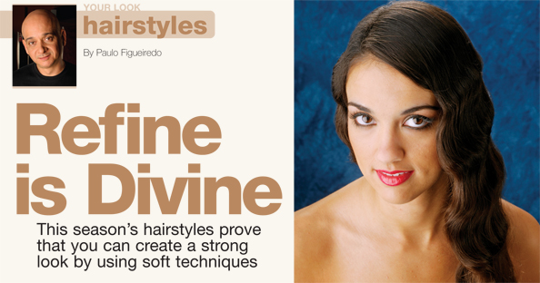 sophisticated hairstyles magazine. Fall Hairstyles: Refine is