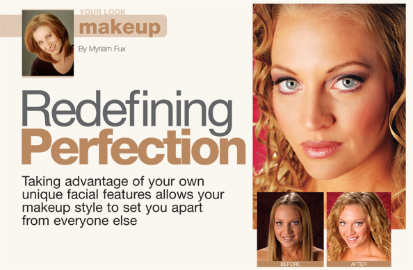 Makeup: Redefining Perfection