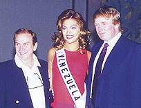 Venezuela Director, Miss Venezuela, and Donald Trump