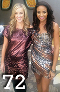Celebrity Megan Alexander and Meagan Tandy