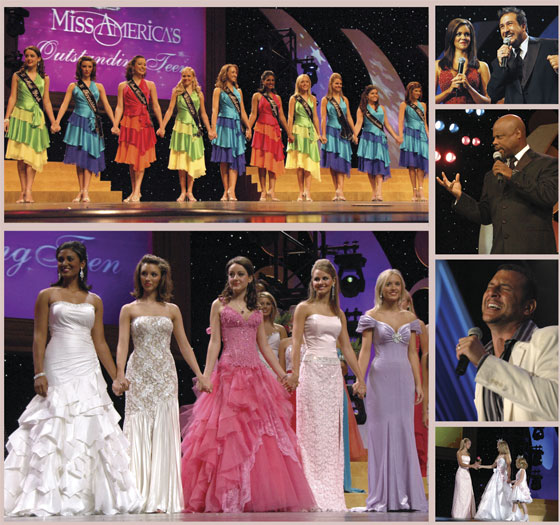 Beauty Pageants, Fashion, Modeling News