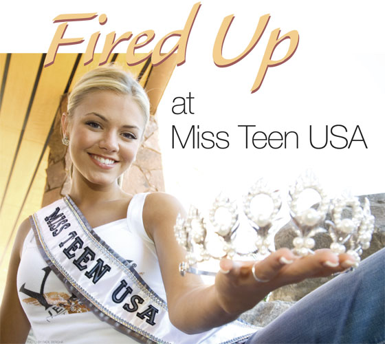 Miss Teen USA 2006 Katie Blair