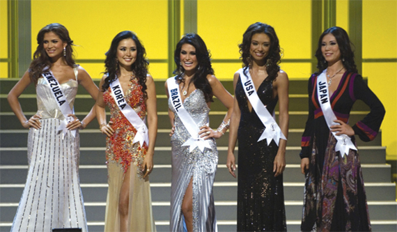 pageantry magazine online miss universe 2007 beauty
