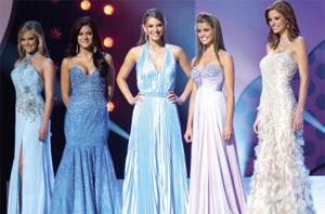 Miss Universe 2007 Girls in Gridlock