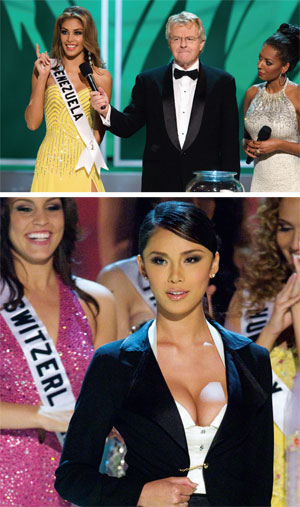 Miss Universe 2008 - Hosts
