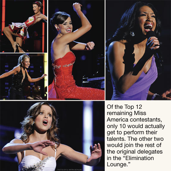 Miss America 2009 Talent Competition