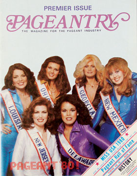 Pageantry magazine Premier Issue: Pageant '80