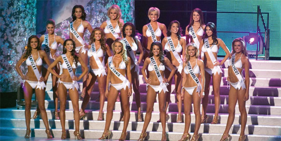 Top 15 of the Miss USA 2009 competition