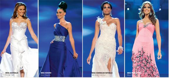 Pageantry magazine - Miss Universe 2009, Stefania Fernandez