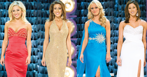 MAO 2010 Top 5 Evening Gowns