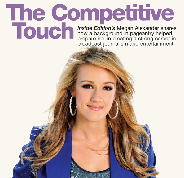 The Competitive Touch - Megan Alexander