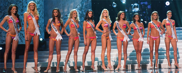 Miss USA 2010 Swimsuit