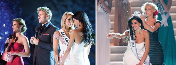 Miss USA 2010 Head to Head