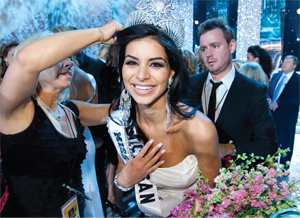 Rima Fakih lives her dream as she is crowned Miss USA 2010