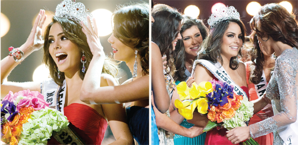 Ximena Navarrete is Crowned Miss Universe