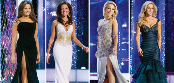 MAO 2011 Top 5 Evening Gowns