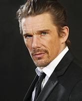 Pageantry magazine Spring 2015 Showbiz - Ethan Hawke