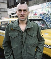 Pageantry magazine  Showbiz - Robert Deniro in Taxi Driver