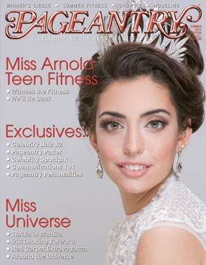 Miss Arnold Teen Finess, Pageantry magazine