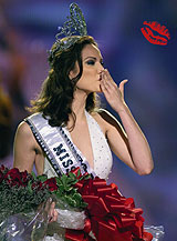 Miss Universe Denise Quinones photo