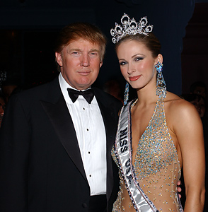 Miss Usa 2004 Shandi Finnessey