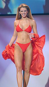Miss usa tara bikini