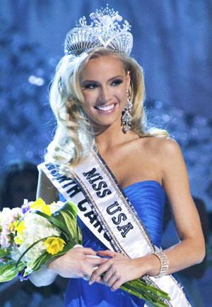 MissUSA09_crown - Miss Universe 2009 - Showbiz & Celebrity