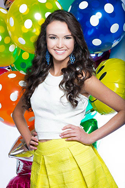 Miss America's Outstanding Teen 2016 - Allie Nault