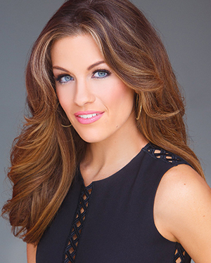 Miss Georgia America Betty Cantrell