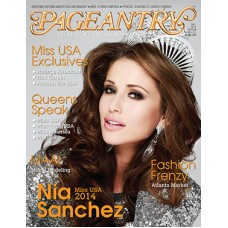 Pageantry magazine 2 Year Subscription
