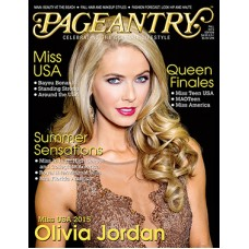 Pageantry magazine 1 Year Subscription