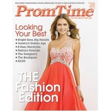 Spring 2014 PromTime magazine