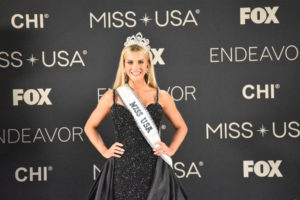 Miss USA, Miss USA 2018, Sarah Rose Summers
