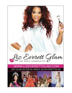 liz everett makeup, beauty, hairstyle