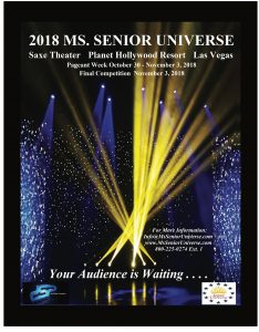 Ms. Senior Universe Pageant, Ms. Senior USA Pageant
