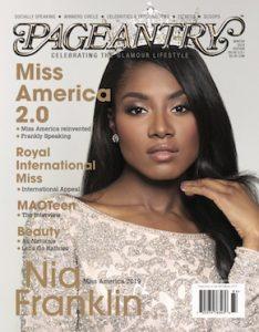 Miss America, Miss America 2019, Miss America Nia Franklin