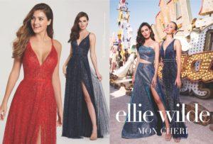 Ellie Wilde, pageant dress, evening gown, prom dress, red carpet dress