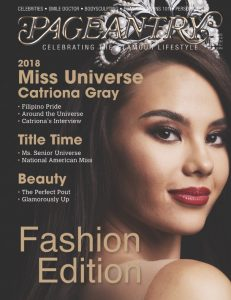 miss universe pageant pageantry magazine beauty pageants