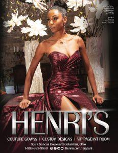 henri's, henri's cloud nine, pageant, beauty pageant, prom