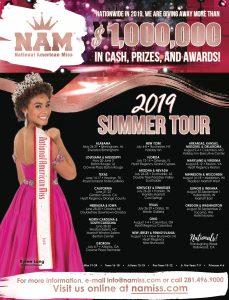 NAMiss, scholarship pageant, NAM