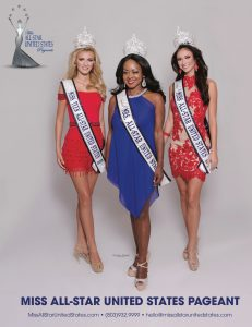 Miss All- Star uniyed States Pageant, beeauty pageant, teen pageant, miss pageants, mrs. pageants
