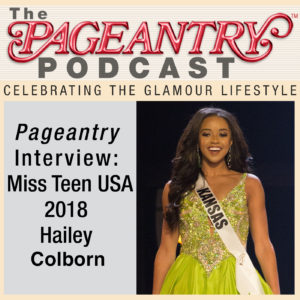 Miss Teen USa Hailey Colborn, Hailey Colborn wins Miss Teen USA 2018
