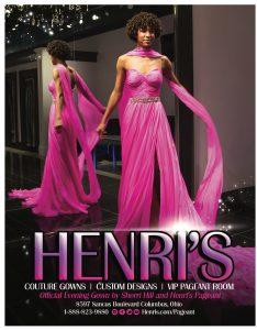 henri's cloud nine, fashion boutique, pageant gowns, evening gowns, couture gowns