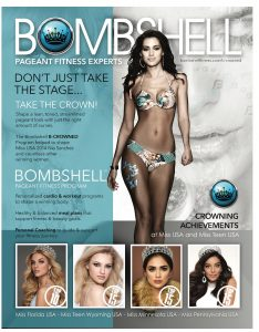 bombshell fitness, bombshell nutrition, bombshell pageant training