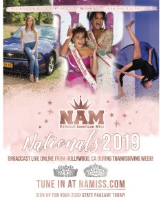 NAM Pageants, NAMiss Pageant, NAMily